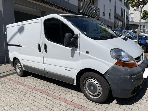 Renault Trafic 1.9 dCi 100 cv