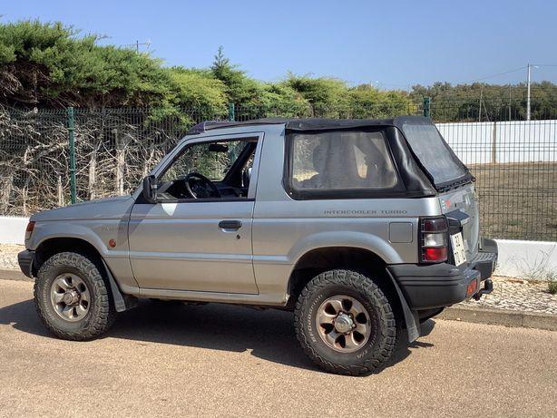 Mitsubishi pajero cabrio