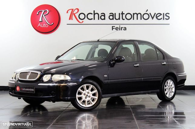 Rover 45 1.4 148MIL KMS