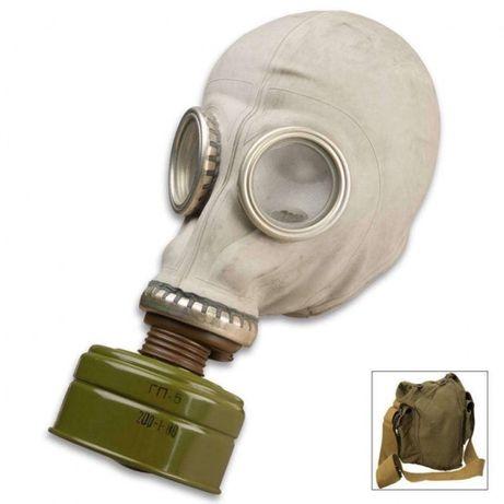 Противогаз ГП-5 (радиоционная защита)