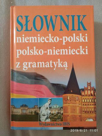 Słownik niem-pol pol-niem z gramatyka