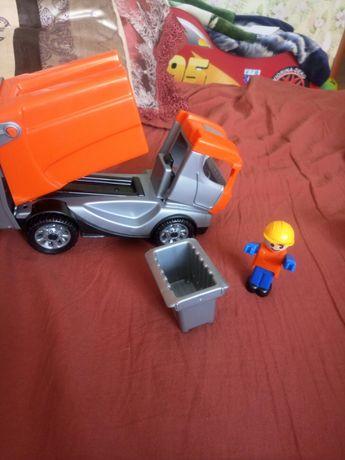 мусоросборочная машина мусоровоз