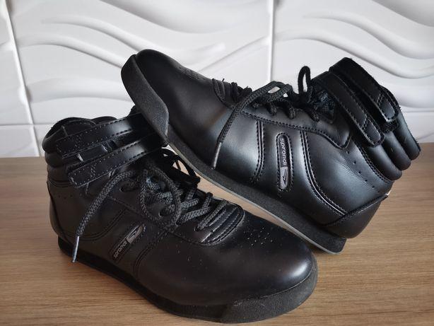 Buty trzewiki przejściowe rozmiar 36