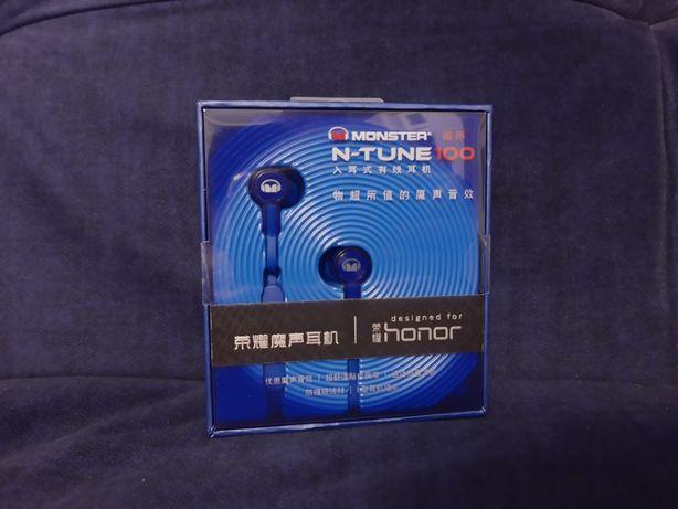 NOWE Słuchawki HUAWEI Honor MONSTER N-Tune 100 PRO