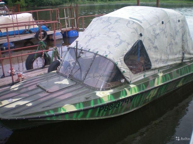 Лодка Казанка Днепр Нептун Прогресс Крым и другие оформим