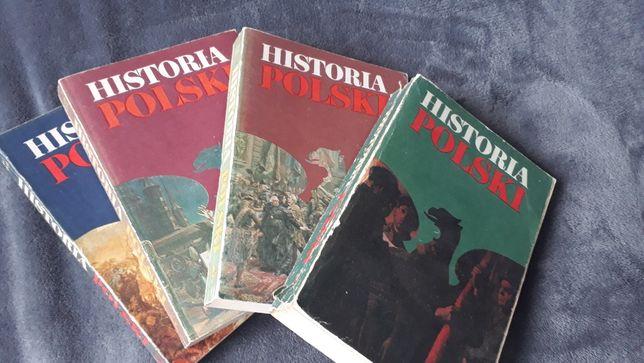 Historia Polski w 4 częściach do roku 1948