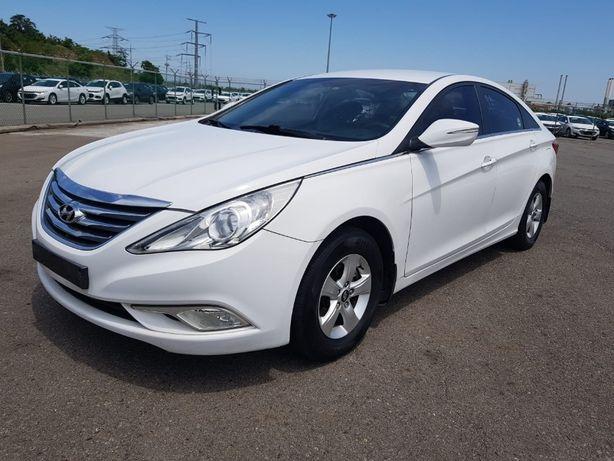 Hyundai Sonata YF 2014 LPI Изюм