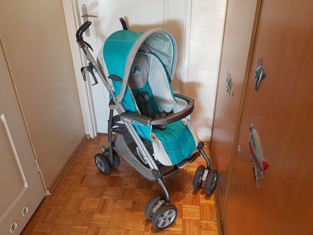 Wózek Peg Perego Pliko 3, aquamarine