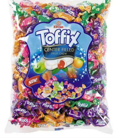 Жувальні цукерки