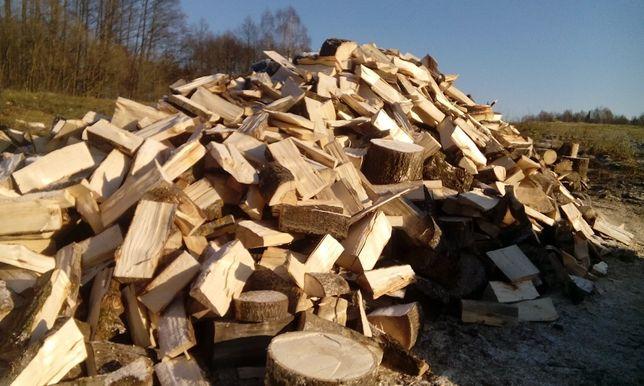 Drewno opałowe, opał osikowy, rąbane