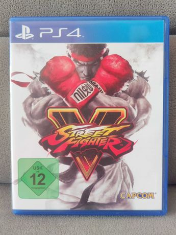 Street Fighter PS4 PS5 PL | WYMIANA |