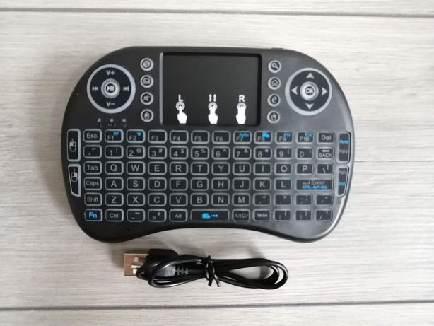 Klawiatura Bezprzewodowa Smart TV i8+