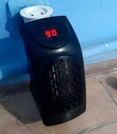 Комнатный обогреватель с пультом Handy Heater портативный обогреватель