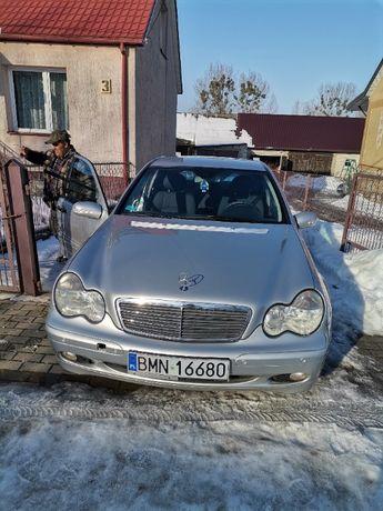 Mercedes C 200 rok2003