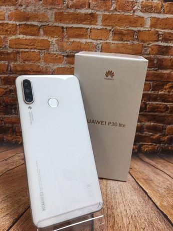 Telefon Huawei P30 Lite 4/128GB biały | gwar. 3msc |. KOLEJOWA 11