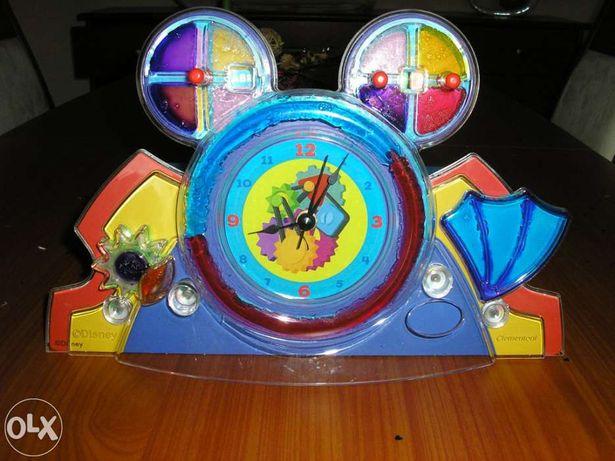 Relógio Mickey Mouse