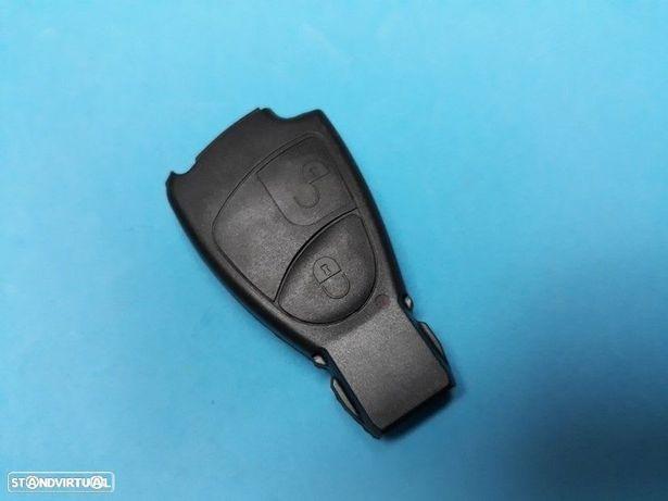 Chave / carcaça Mercedes W203  de 2 botões   NOVA