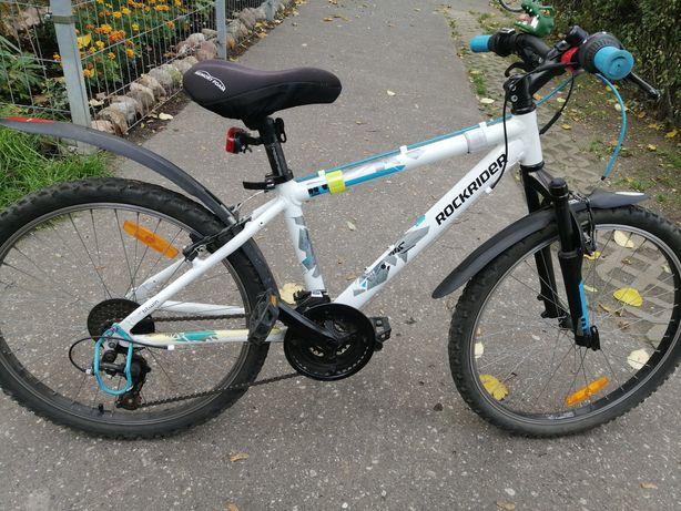 Rower górski Rockrider 24 cali