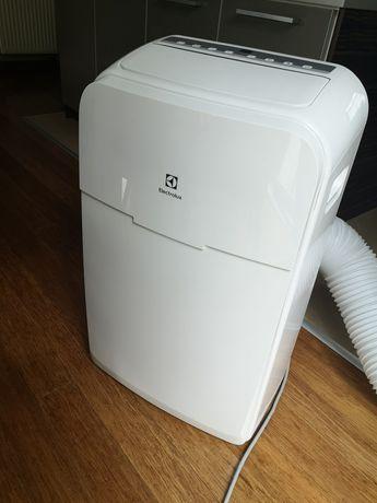 Klimatyzacja, ogrzewanie, osuszanie, wentylacja - przenośna-Electrolux