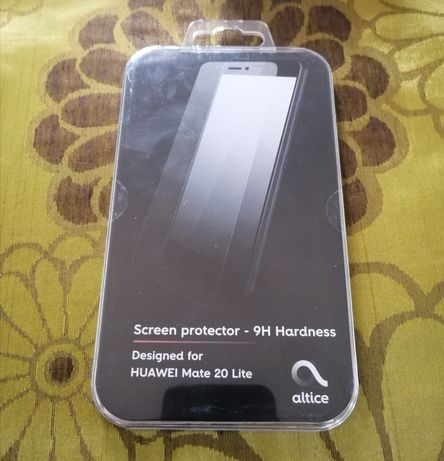 Película vidro para Huawei Mate 20 lite