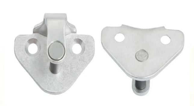 Fecho inferior porta traseira Citroen Jumper/Peugeot Boxer/Fiat Ducato
