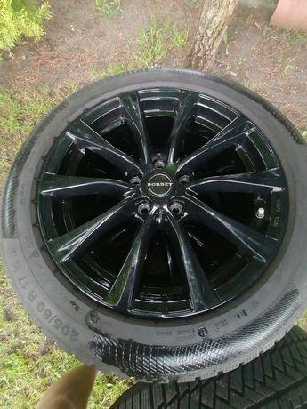 Felgi aluminiowe 17 Borbet RE 17' 7.5J