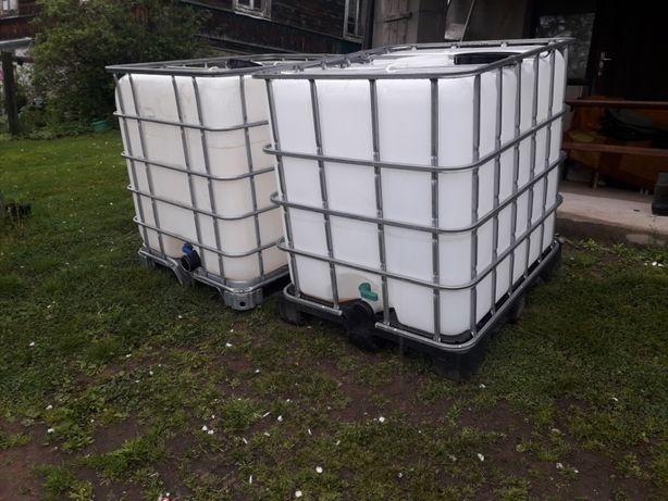 Mauzer zbiornik beczka mauser 1000 litrow