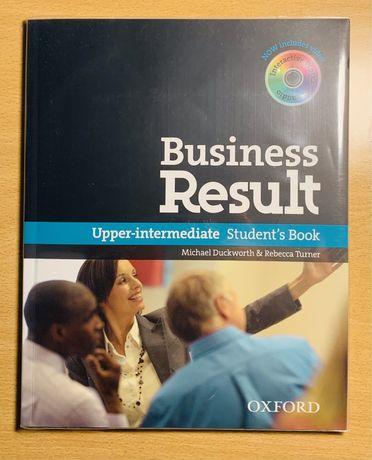 Business Result - Upper-intermediate Student's Book da Oxford