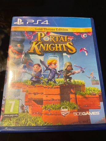Portal Knights Gold Throne Edition