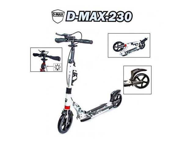 Акция один день!!! Самокат D-maks-230 самокат для взрослых и детей
