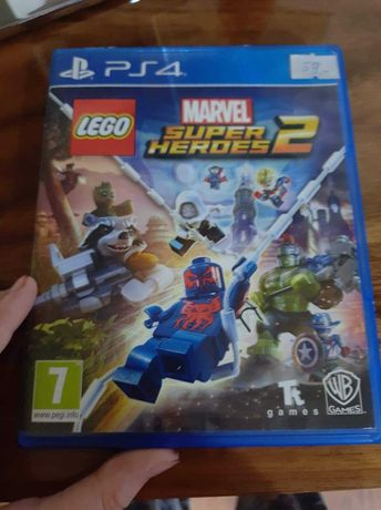 Gra Marvel Super Heroes 2 PS4