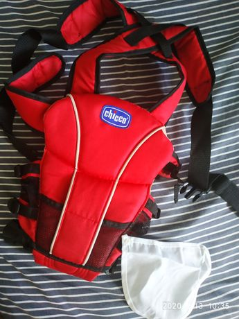 Кенгуру рюкзак chicco 3,5 kg - 9kg  0m+