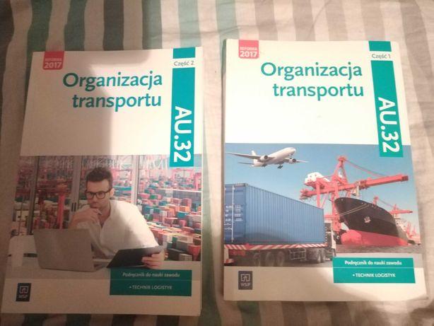 Organizacja transportu au 32
