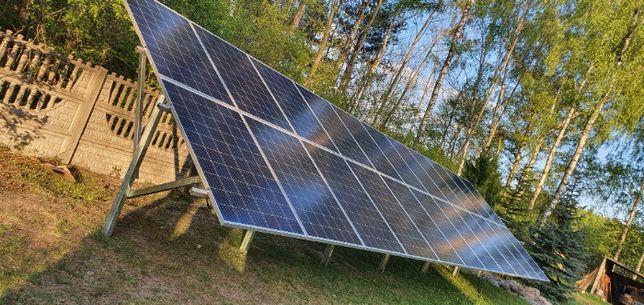 Fotowoltaika - Panele słoneczne - Dotacja