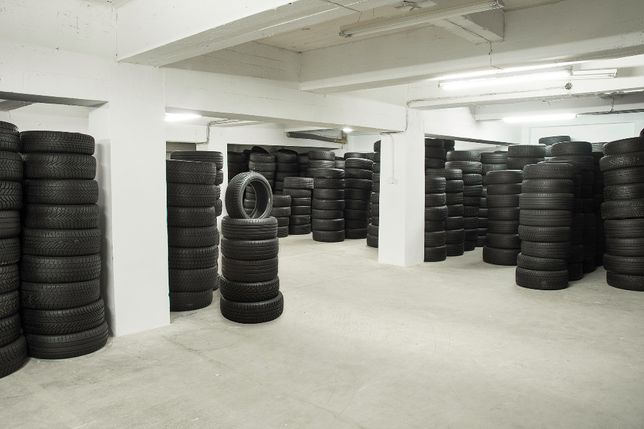 Opony używane ponad 5000 sztuk, atrakcyjne ceny, wysoka jakość
