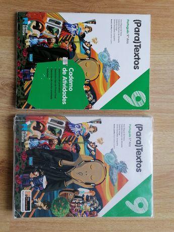 (Para) Textos 9 livro de português