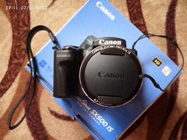Фотоаппарат Canon 500 IS. Супер зум.