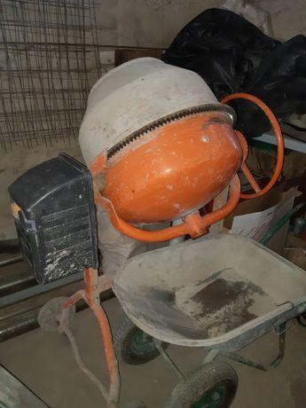 Аренда бетономешалки