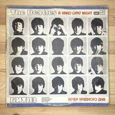 Пластинка The Beatles A Hard Day's Night