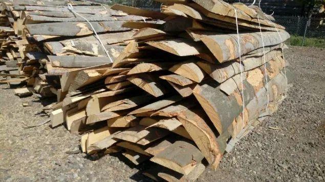 Zrzyny bukowe drewno opałowe transport lubelskie zrzyny tartaczne