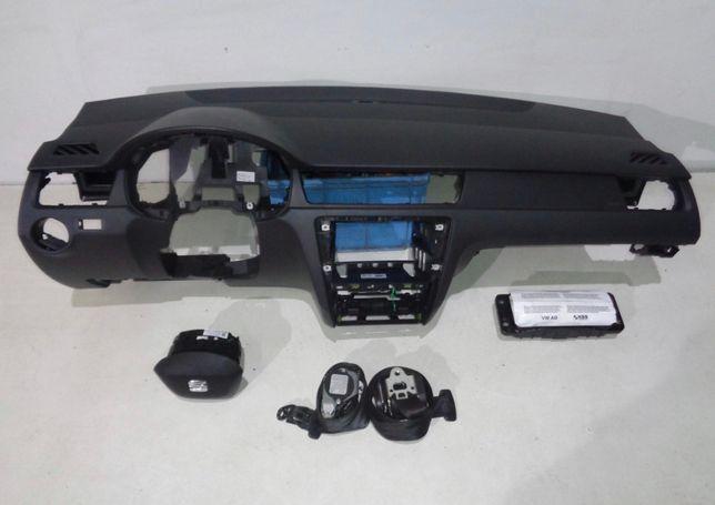 Seat Toledo tablier airbags cintos