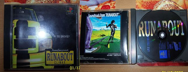 Runabout / Felony 11-79 PSX PS1 PSONE PlayStation