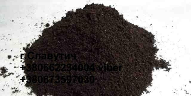 Биогумус (Вермикомпост) просеяный (0-2мм), влажность 40-45%