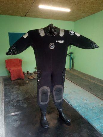 Сухой гидрокостюм N.Diver Origin Commercial