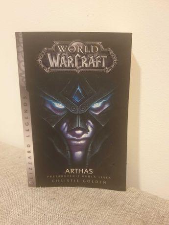 Christie Golden - Arthas Przebudzenie króla Lisza - World of Warcraft
