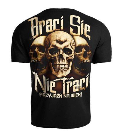 T-shirt Public enemy - braci się nie traci - BSNT - hooligans