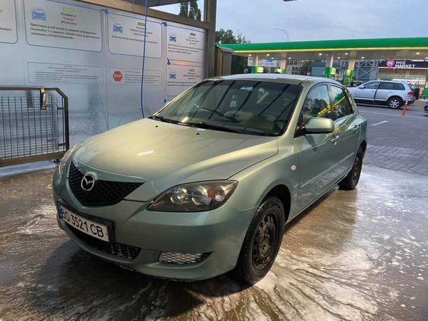 Mazda3 1.6 2004 газ/бензин
