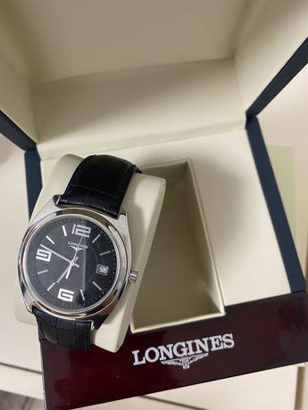 Мужские часы LONGINES оригинал!!!