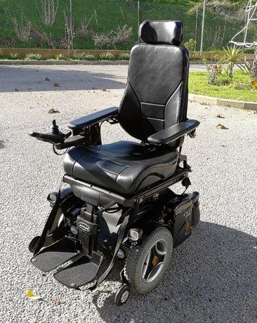Cadeira de rodas eléctrica Permobil como nova 50% desconto