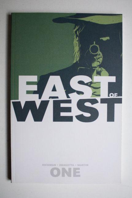 East of West Vol.1 SC (komiks USA)